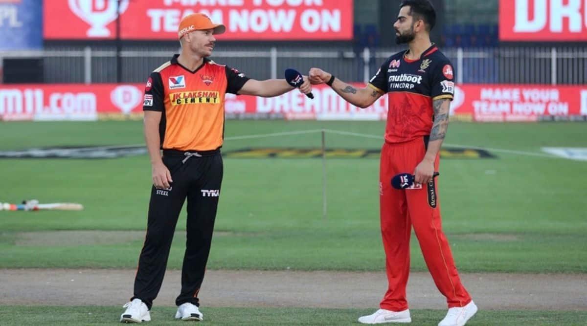 RCB vs SRH, IPL eliminator