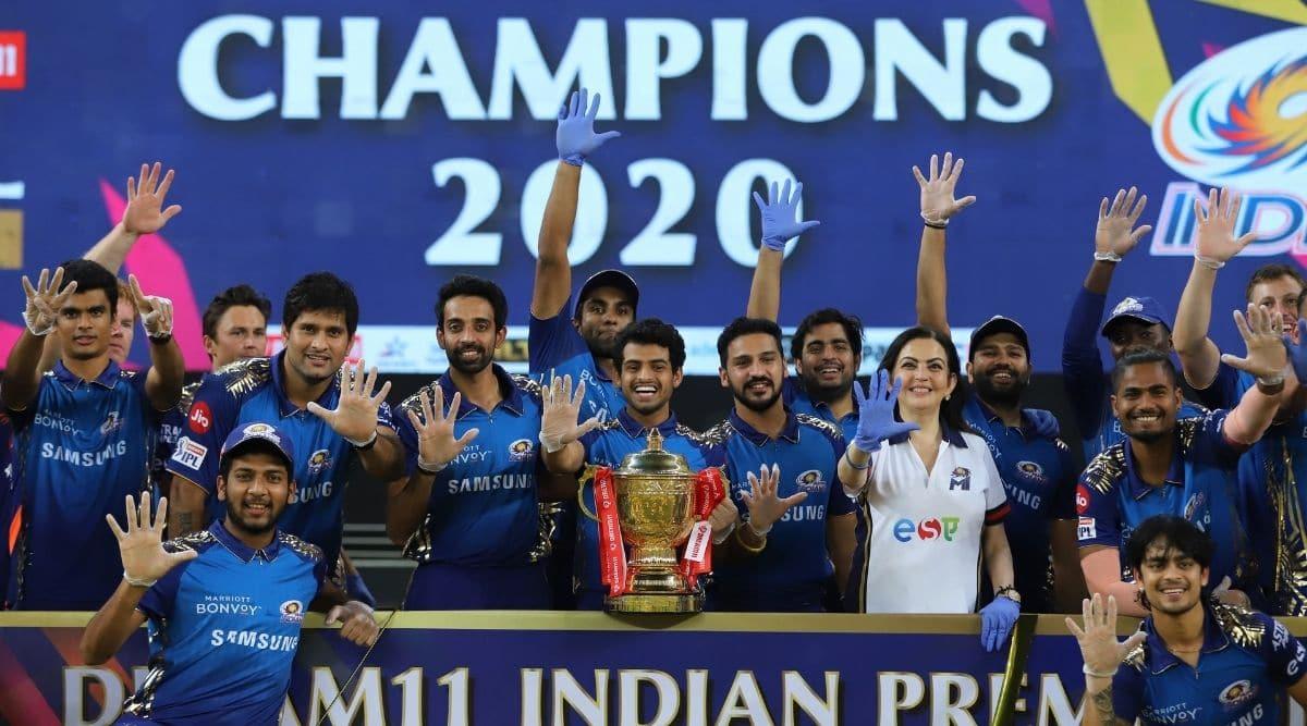 MI vs DC, Pollard, IPL 2020