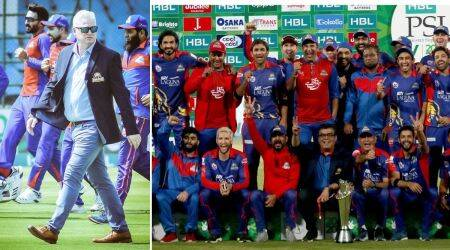 Karachi Kings PSL final, Dean Jones PSL