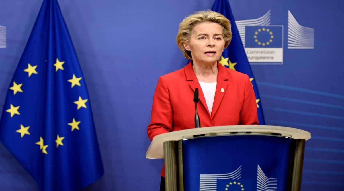 Ursula von der Leyen, EU commission chief