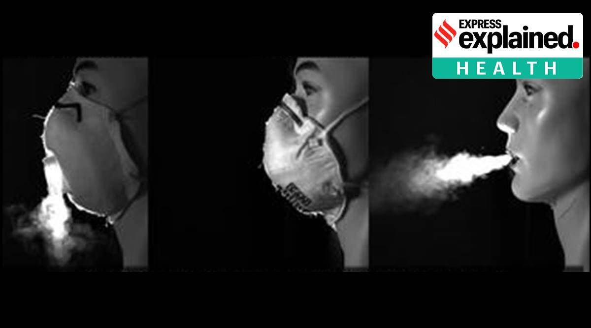 Explained: Videos show how masks with valves fail to filter exhaled air