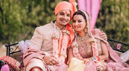 Vandana Joshi and Priyanshu Painyuli wedding