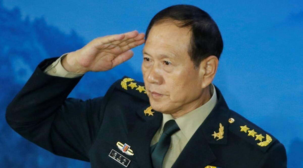 General Wei Fenghe, Chinese Defence Minister, China