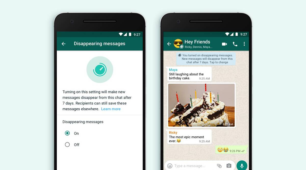 WhatsApp, WhatsApp disappearing messages, WhatsApp disappearing message feature, How to disappear WhatsApp message, What is disappearing message on WhatsApp, WhatsApp new feature