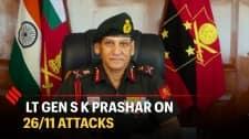 26/11 was a cowardly act by state-sponsored terrorist: Lt Gen S K Prashar, AVSM, VSM