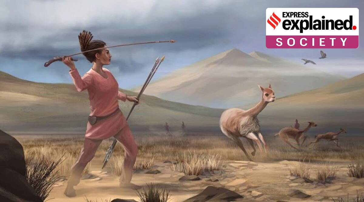 Female hunters were widespread in early hunter-gatherer groups