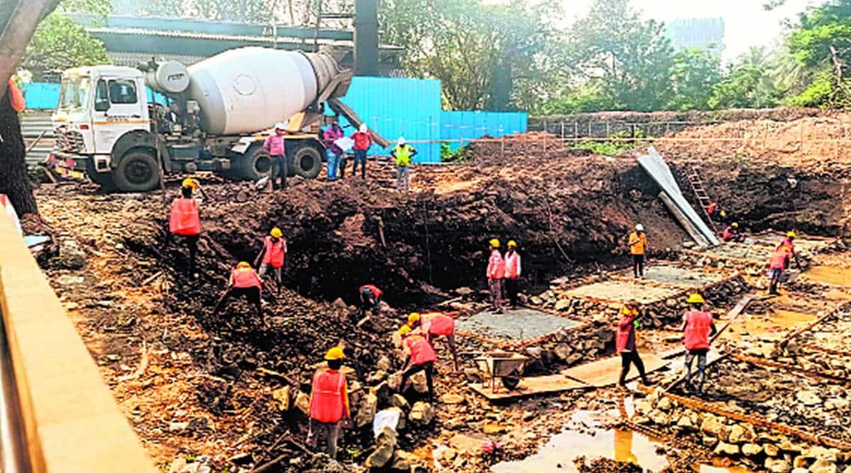 mumbai coronavirus latest updates, mumbai covid deaths, Worli crematorium, Worli crematorium online last rites, Worli crematorium last rites, mumbai city news