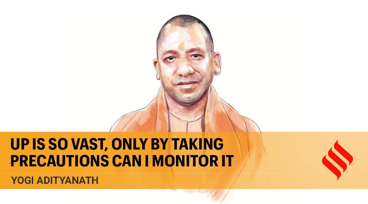 yogi adityanath, yogi adityanath up, covid lockdown, up coronavirus, covid protocols, indian express news