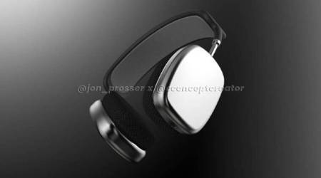 AirPods Studio, over the air ear headphones, apple airpods studio price in India, airpods studio specs, airpods studio features