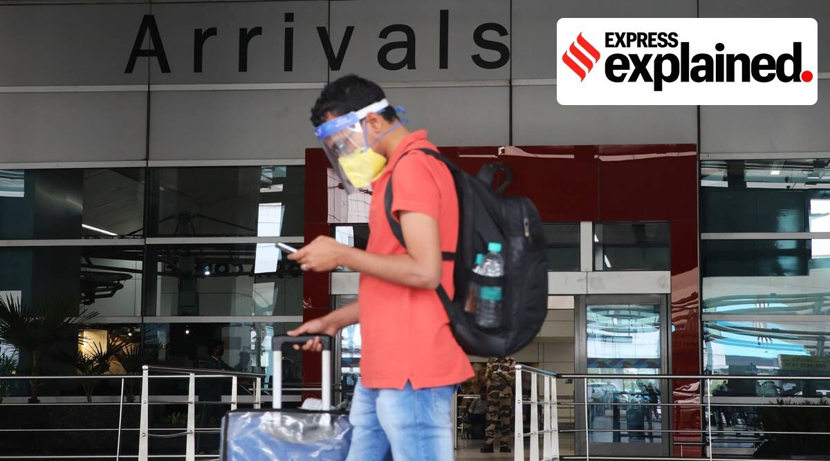 airport rules, airport guidelines, airport arrival guidelines, airport arrival rules, airport arrival rules and regulations, guidelines for airlines, dgca guidelines for domestic travel, guidelines for international flights