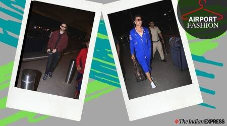 airport looks, fashion, indianexpress
