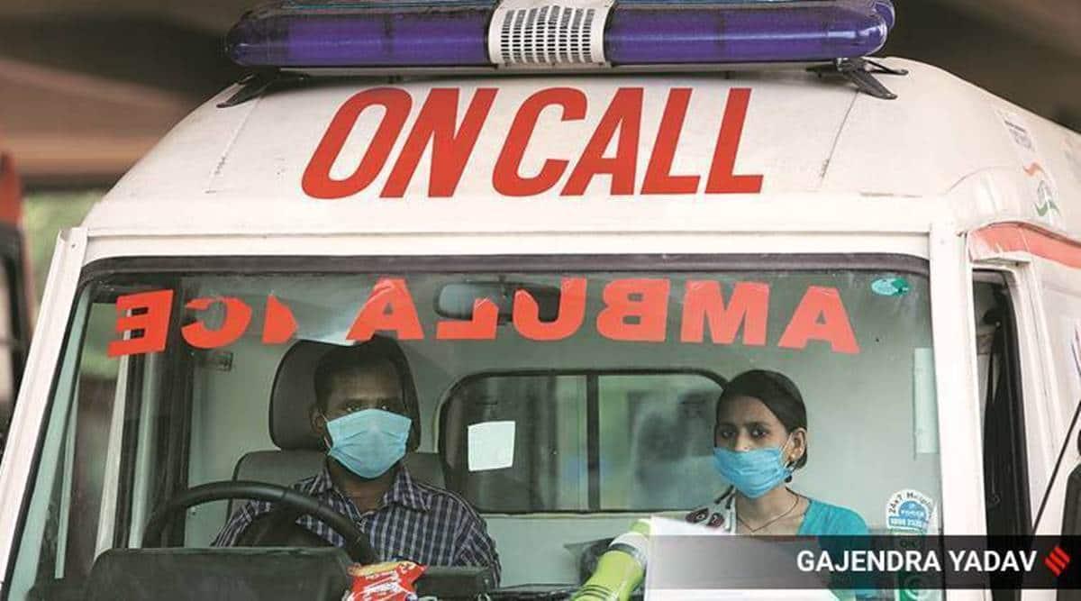 delhi, delhi e ambulence service, delhi coronavirus ambulance service, EVERA, EVERA cab service, delhi covid 19 cases, delhi home isolation