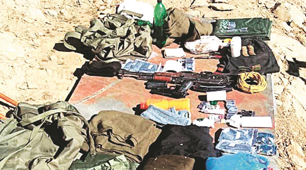 Gunbattle in Machil: Officer among four security personnel killed in LoC gunfight