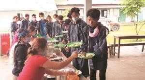 Serving free hot meals, 10 emerge as Arunachal town's 'saviours'