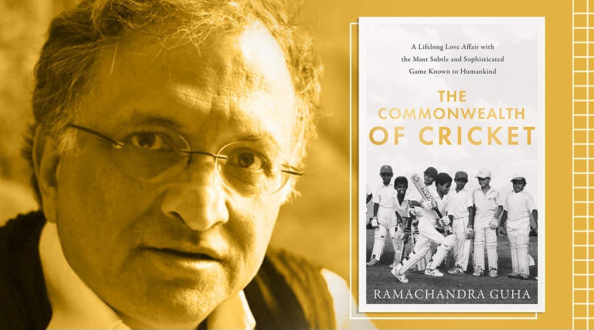 Ramachandra Guha, Ramachandra guha new book, Ramachandra Guha cricket book, historian ramachandra guha, cricket books, cricket history, India after gandhi, gandhi, gandhi biography, ramachandra guha news, books news, Indian Express