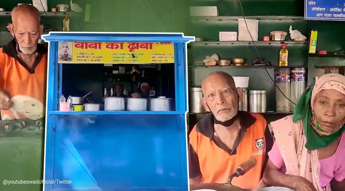 'Baba Ka Dhaba' delhi, 'Baba Ka Dhaba' controversy, 'Baba Ka Dhaba' case gaurav wasan, youtuber gaurav wasan 'Baba Ka Dhaba', trending videos today, trending news, 'Baba Ka Dhaba' story, who is gaurav wasan