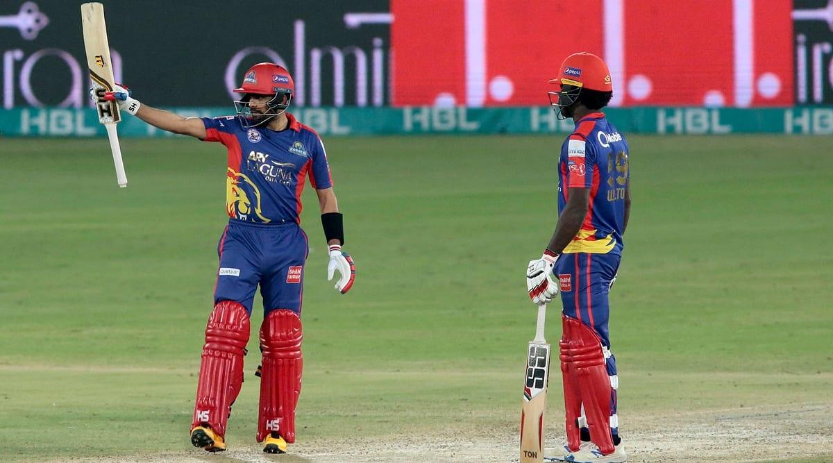 Babar Azam, Babar Azam leads Karachi to PSL title