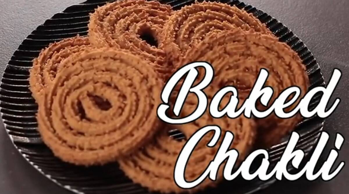 how to make chakli, baked chakli, diwali savouries, sanjeev kapoor recipes, eays recipes, indianexpress.com, indianexpress,