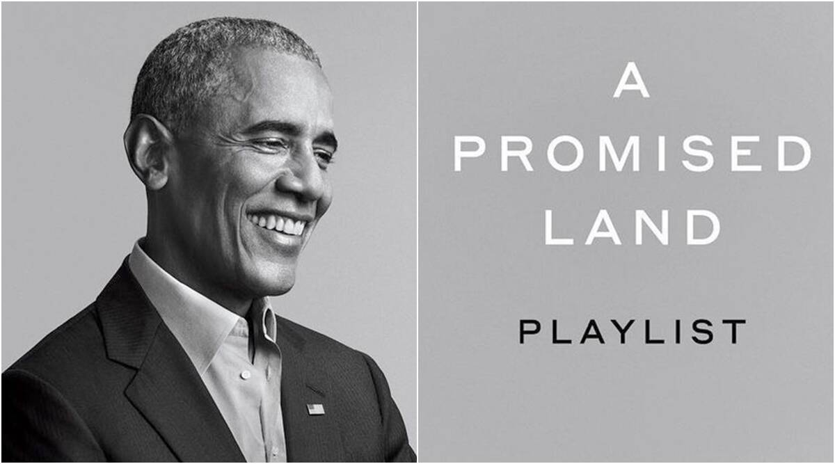Barack Obama shares playlist ahead of new book | iHeartRadio | Toby Knapp — MUSIC