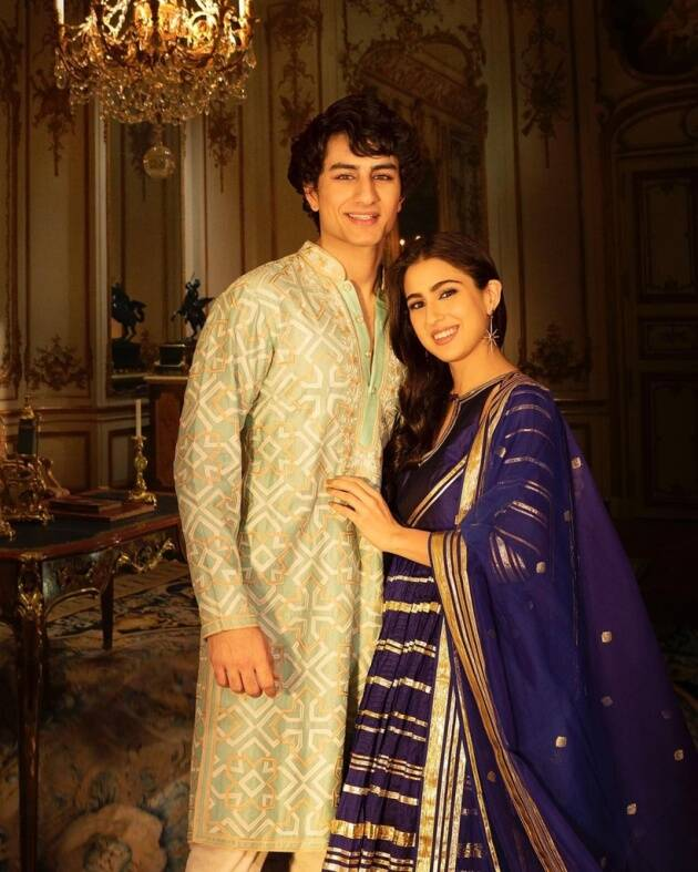 sara ali khan and ibrahim