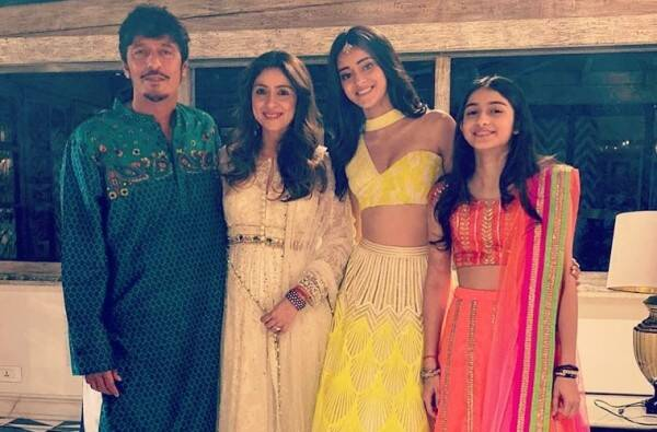 bhavana panday chunky panday ananya panday fabulus lives of bollywood wives