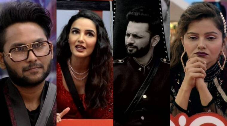 bigg boss 14 contestants