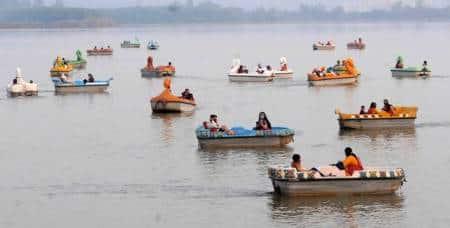 WWF take management plan for Sukhna lake wetland