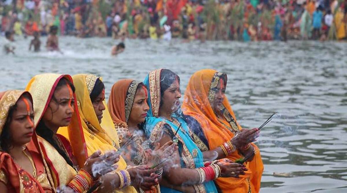 Delhi Chhath Puja, Chhath Puja, Chhath puja restrictions, chats puja hc order, Chhath Puja coronavirus, Chhath Puja in delhi, Indian Express