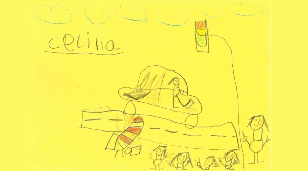 Six-year-olds draw sketches to help German cops trace rash ...