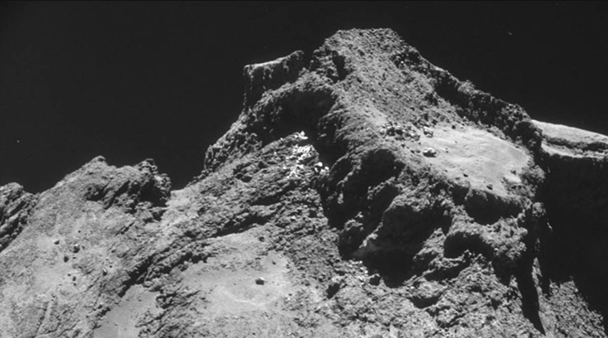 glycine in space, life form in space, glycine without radiation, glycine on comet 67p, amino acids in space, SURFRESIDE2, stardust mission