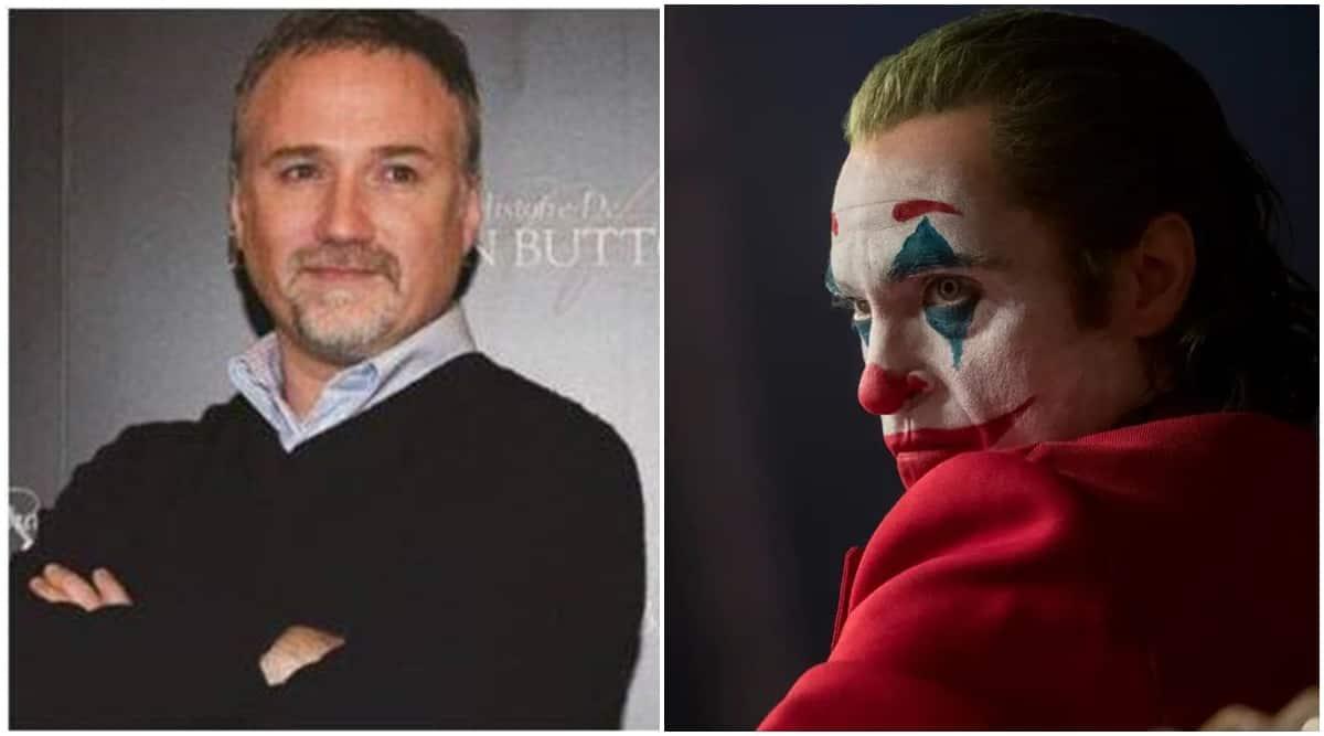 David Fincher joker, David Fincher, joker