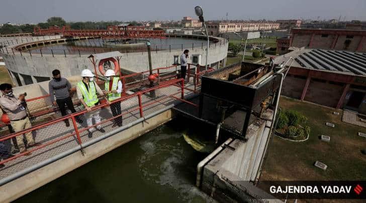 delhi water supply, delhi water supply hit, delhi water supply update, Upper Ganga Canal, Upper Ganga Canal repair work, delhi water news, delhi city news