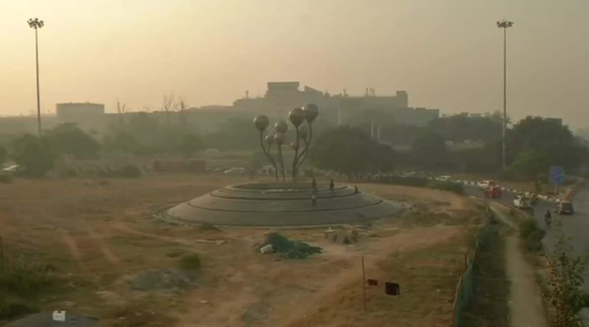 Delhi air quality, Delhi AQI, AQI Delhi, Delhi pollution, air quality Delhi, Delhi news, city news, Indian Express