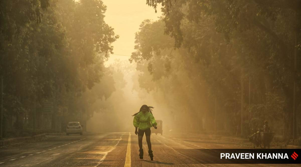 Mercury drops to 8.4 degree Celcius, air quality improves as cold winds sweep Delhi