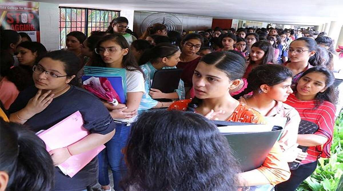 delhi college admission, document verification, delhi university admissions, college admissions, education news