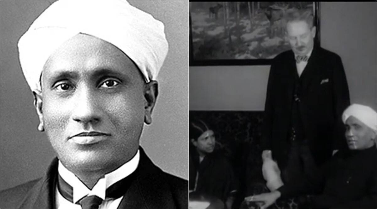 cv raman, cv raman birthday, cv raman birthday tribute, raman effect, raman effect nobel prize, indian nobel prize, indian scientists nobel prize, viral news, indian express