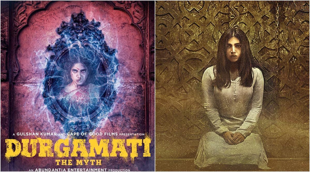 durgamati posters title change bhumi pednekar