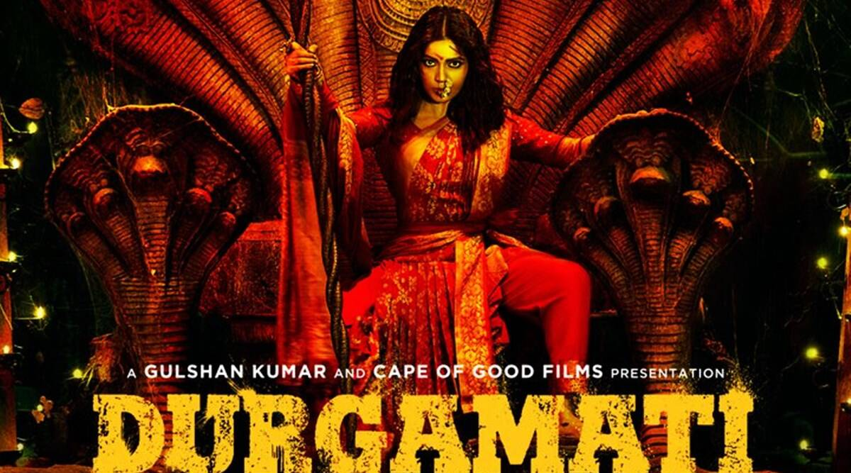 Durgamati movie trailer: Of conspiracy and a haunted house | Entertainment  News,The Indian Express