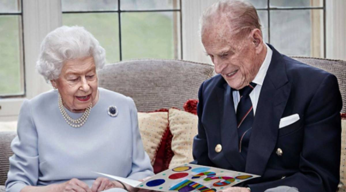 The Queen and Duke of Edinburgh celebrate their 73rd wedding anniversary