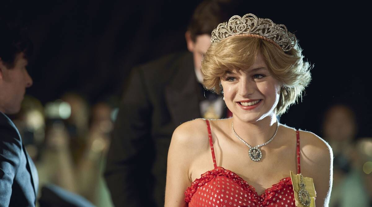 The Crown, The Crown Netflix, Princess Diana The Crown, The Crown Season 4, The Crown story, British royal family, indian express news