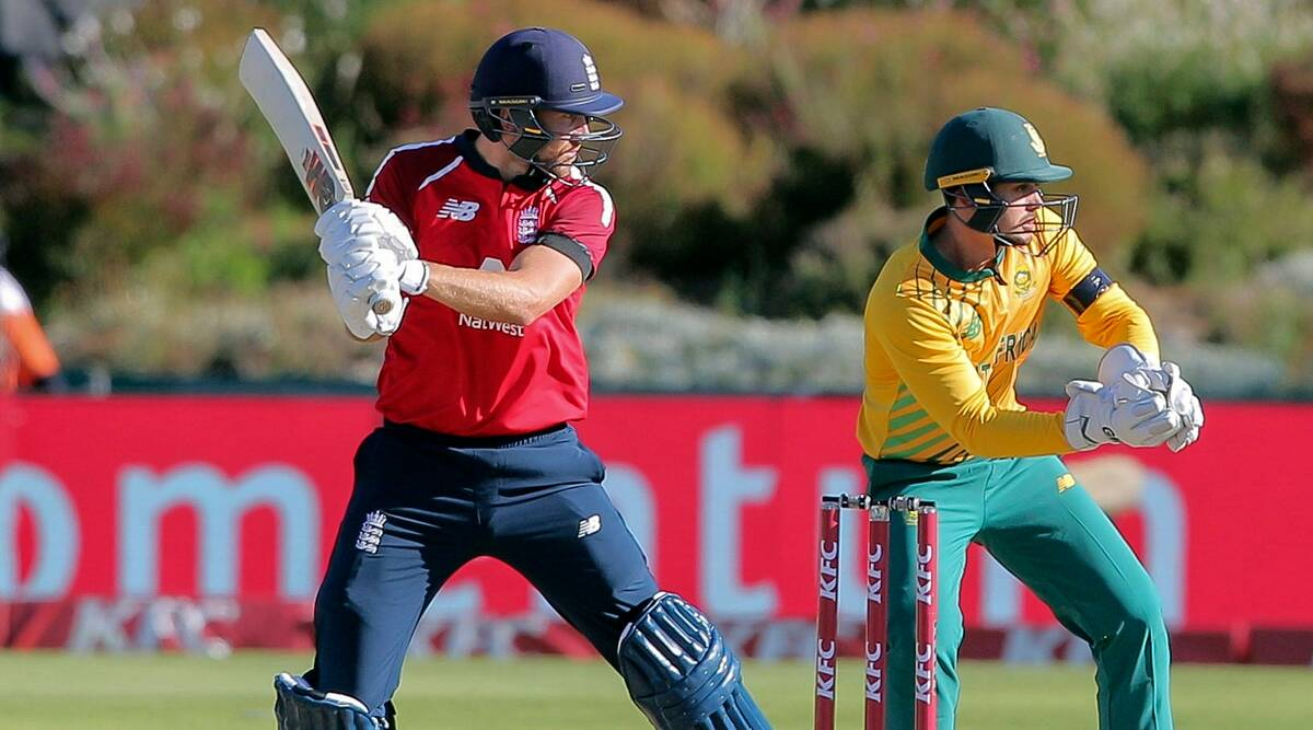 Dawid Malan's heroics help England win T20 series against South Africa