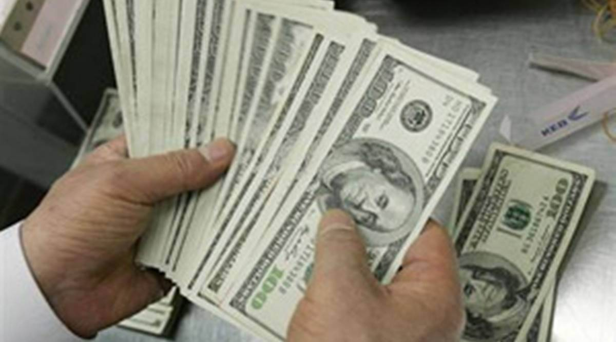 Forex reserves surge $5.4 billion to all-time high