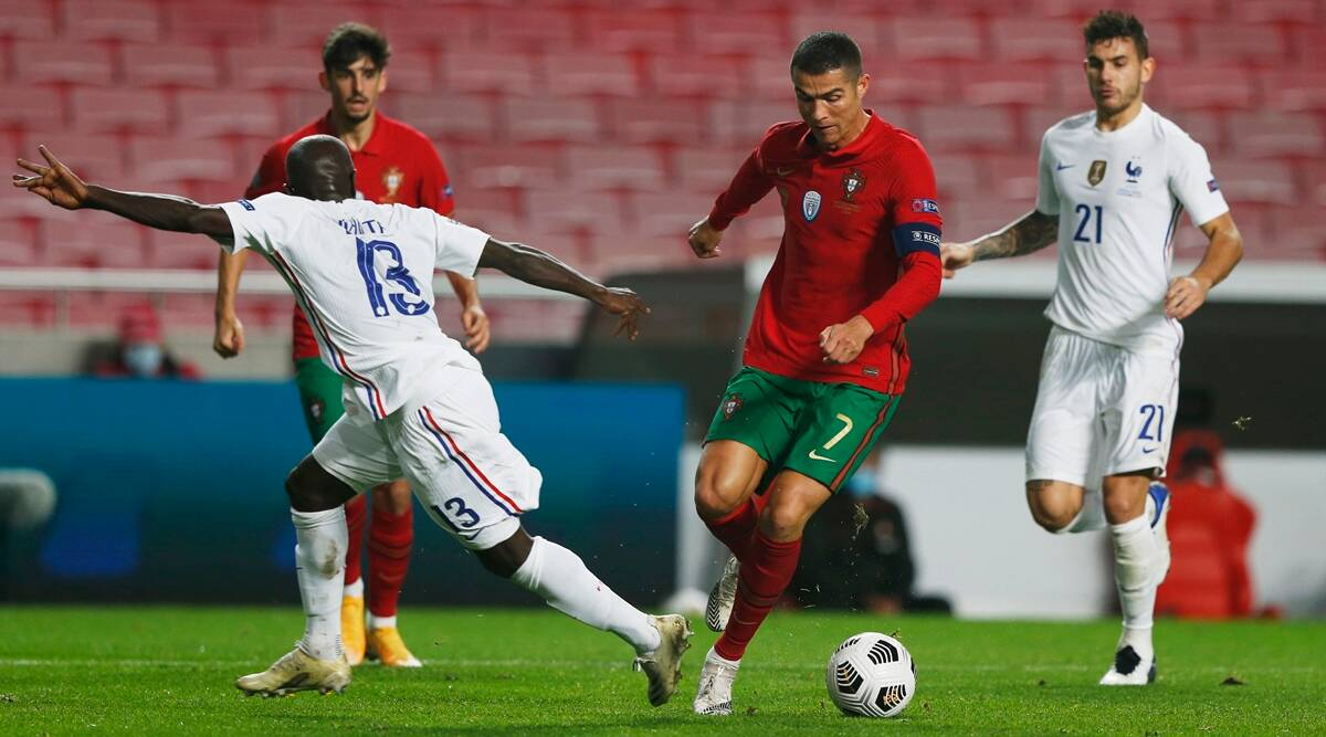 France eclipse holders Portugal to reach UEFA Nations ...