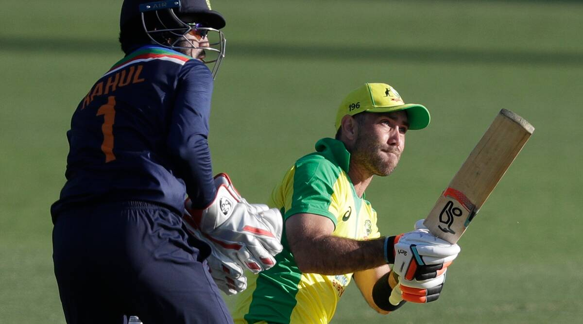Glenn Maxwell says he apologised to KL Rahul during India vs Australia 1st  ODI | Sports News,The Indian Express