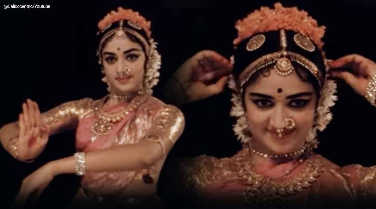 hema malini, hema malini top movies, hema malini dance, Bharatanatyam, Bharatanatyam dance, Bharatanatyam hema malini, indian express, indian express news