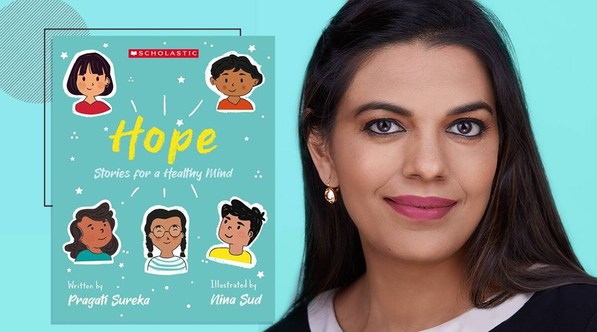 mental health books for children, mental health and children, indianexpress.com, indianexpress, hope book, pragati sureka, pragati surekha, depression and children,