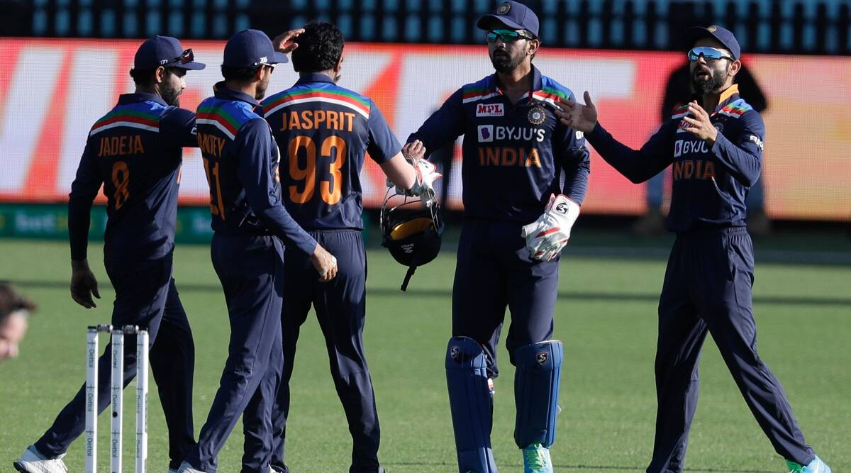 India fined for slow over rate in 1st ODI against Australia