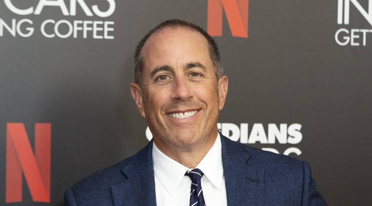 Jerry Seinfeld, Jerry Seinfeld new book, Jerry Seinfeld is this anything