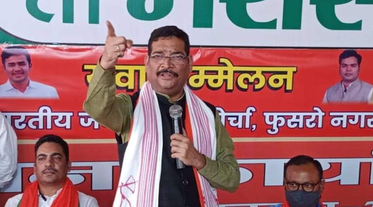 Deepak Prakash, sedition case against Deepak Prakash, sedition case against jharkhand bjp chief, jharkhand bjp