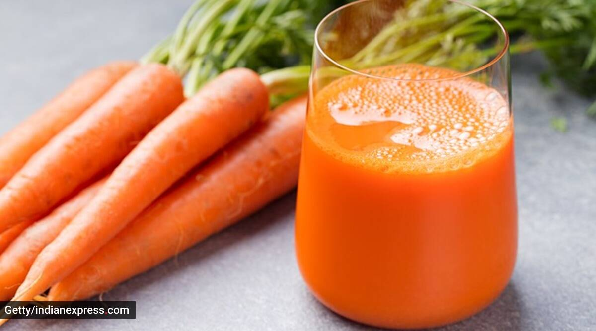 eating vegetables or juicing? raw vegetable or vegetable juice? salad vs juice, what is better, maximum nutrition, pooja makhija, is vegetable juice good?, indianexpress.com, indianexpress,